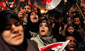 Arab Spring in Egypt and the Brotherhood